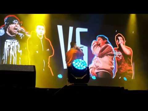 Trueno VS Jony Beltran | Club Media Fest Mexico 2017
