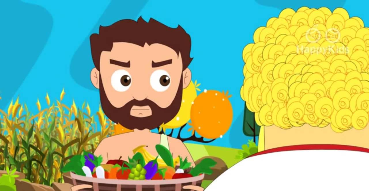 cain and abel bible stories for children youtube