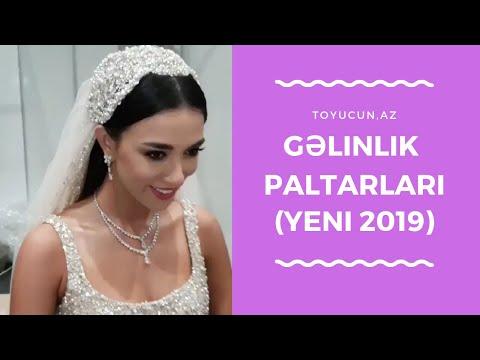 Gəlinliklər 2019 | Gəlinlik donları (YENİ)👰 Toyucun.az