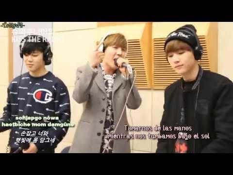 [LIVE] BTS (방탄소년단) - Just One Day (하루만) [Sub Español + Han + Rom]