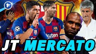 Le FC Barcelone au bord de l'implosion | Journal du Mercato