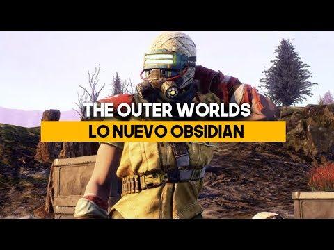 THE OUTER WORLDS: Así es el RETORNO de OBSIDIAN