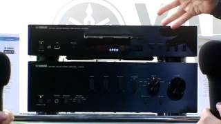 yamaha 700 Series CD-S700 & A-S700 Amp (Stuff Live - 2008)