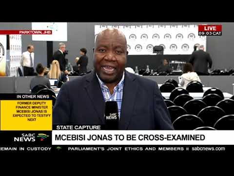 State Capture | Mcebisi Jonas to be cross-examined