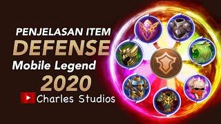 Penjelasan Item Defense Terbaru Mobile Legend Indonesia 2020