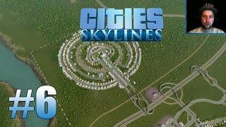 Gehaktballen Zone, Welke Vorm Stad? - Cities Skylines #6 (nederlands)