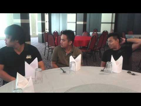Law, wifi & john joining shiftA