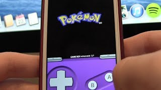 How to Play Game Boy Advance games on iPhone, iPad, iPod touch (iOS 7)