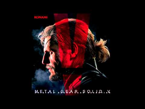 Metal Gear Solid V: The Phantom Pain Soundtrack  A Phantom Pain