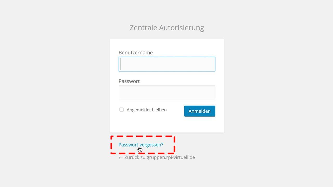 spotify passwort und benutzername vergessen