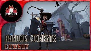 《Identity V》Cowboy Random Moments part 1