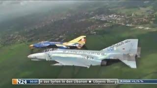 N24 Phantom - Die McDonnell Douglas F-4 in Deutschland (2014)