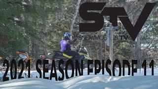 Snowmobiler TV 2021 - Episode 11