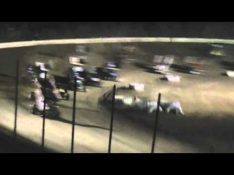 Big Diamond Raceway Keystone Cup Sprint Highlights 5-30-11