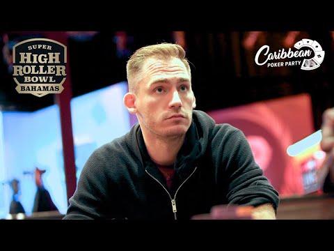 HIGHLIGHTS SHRB Final Table | Caribbean Poker Party 2019