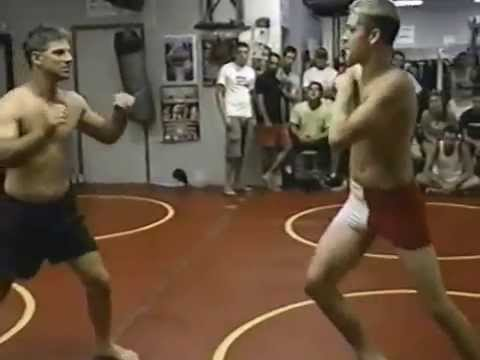 "Nathan Diaz (1st fight) vs Robert Limon  2002 ""NoGloves"""