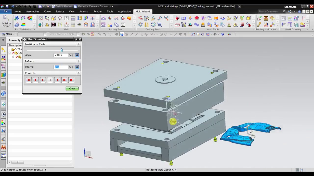 Unigraphics Nx6 Injection Mould Tutorial Pdf