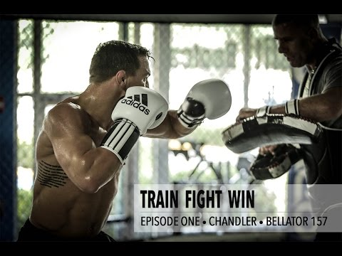 TRAIN FIGHT WIN  |  EPISODE ONE  |  CHANDLER 157