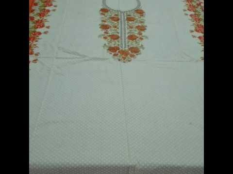 Orient suit at linen
