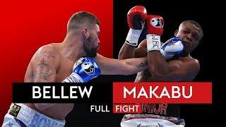 FULL FIGHT: Tony Bellew vs Ilunga Makabu | 29th May 2016