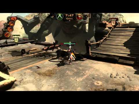 God of War: Ascension Online - Capture the Flag [2]