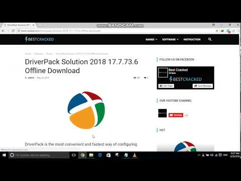 driverpack solution offline 17.7.58 iso