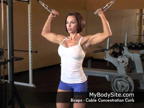 Kathleen tesori muscle and fitness
