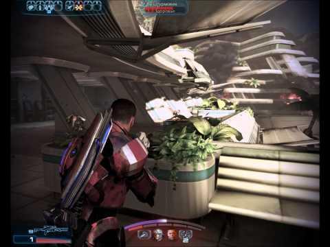 """Смотреть прохождение игры Mass Effect 3. Серия 10: """"Спасти кроганов."""""""