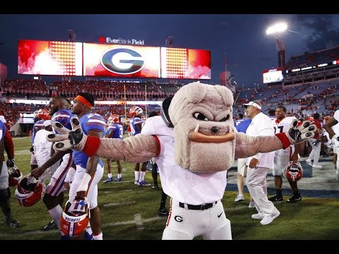 #3 Georgia Highlights Vs. Florida 2017 | CFB Week 9 | College Football Highlights 2017
