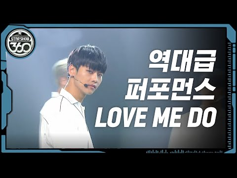 Star Show 360 EP02 VIXX VIXX  LOVE ME DO