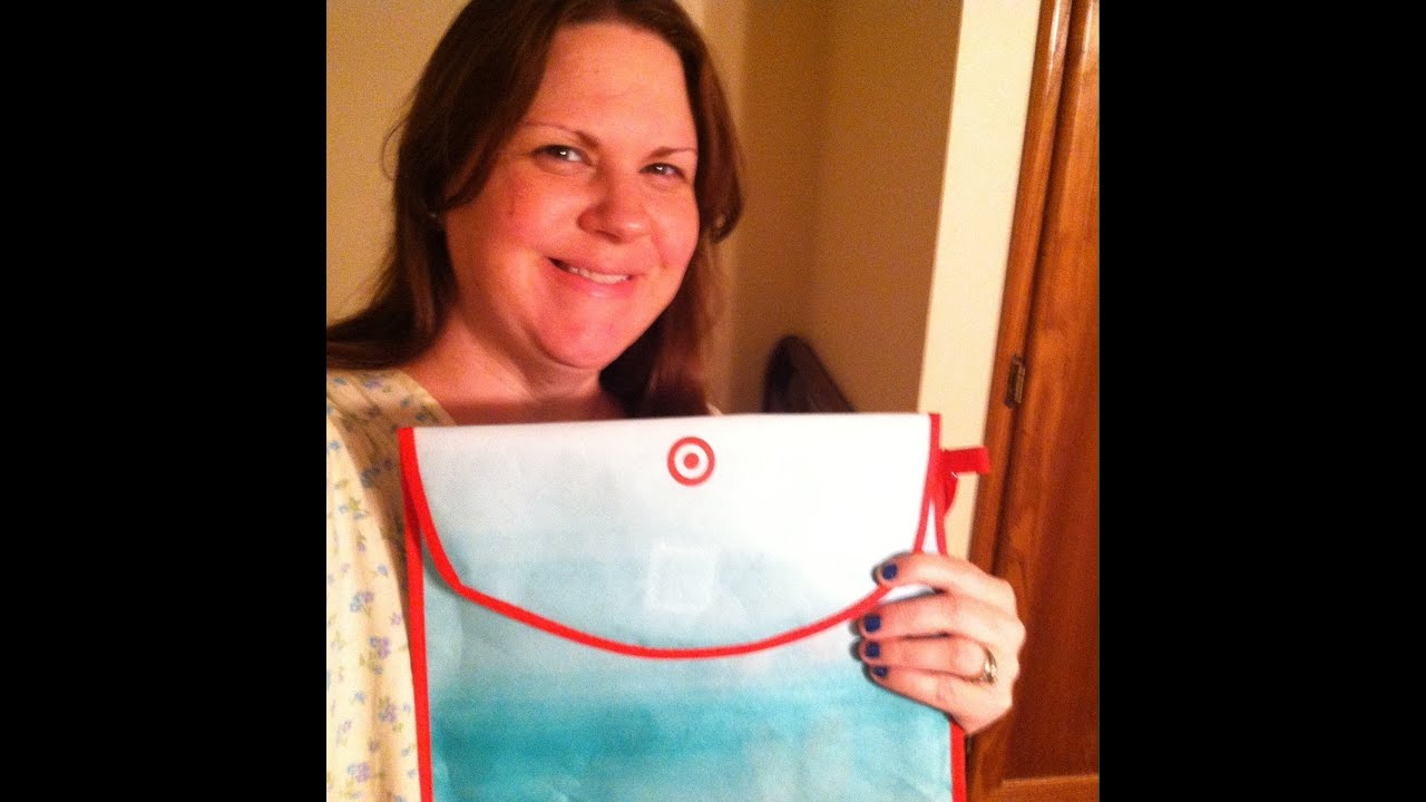 What I got in my 2014 Target Baby Registry Gift Bag + a ...
