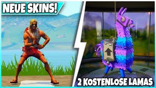 😱 2 FREE llamas & rescue swimmers! 🛒 SHOP by TODAY - Fortnite Battle Royale