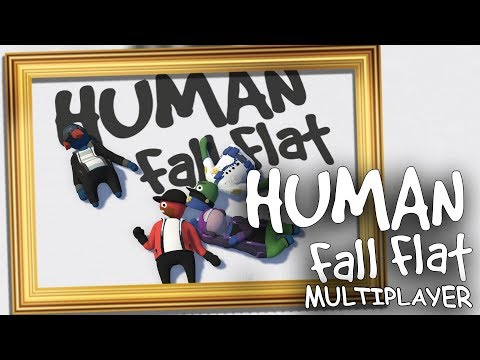 THE END OF MADNESS | Human Fall Flat Multiplayer Part 12