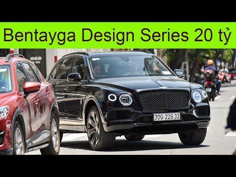Đỉnh cao SUV Bentley Bentayga V8 Design Series 2020 hơn 20 tỷ ĐỘC NHẤT Việt Nam