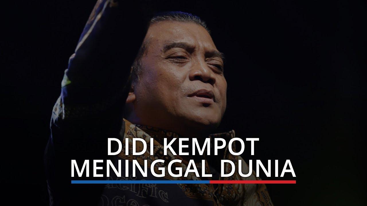 Download 20 Lagu Hits Didi Kempot Musisi Legendaris Yang Meninggal