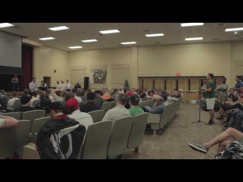 Richard Spencer's Full Q&A at Auburn University
