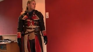 Shay costume (ACR): full costume