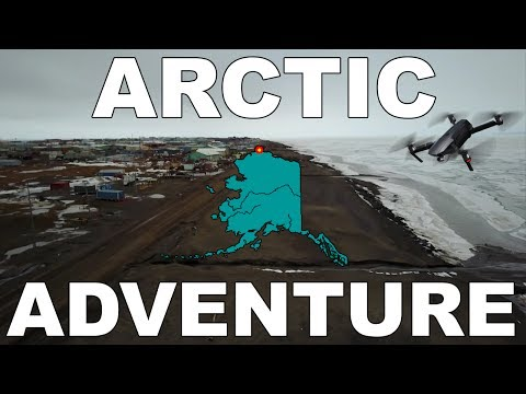 Barrow, Alaska Adventure! (ft  Real Life Lore and Wendover Productions!)
