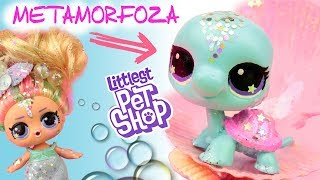 LOL Surprise  Metamorfoza LPS Żółwik  Toys Land