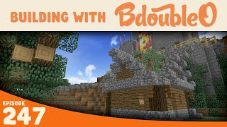 Minecraft :: Cute Style House :: Building with BdoubleO :: Episode 247