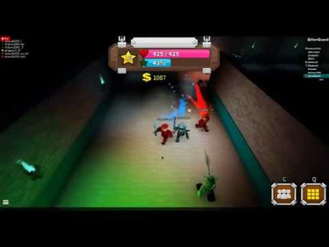 Roblox Lets Play Guest Quest Online Ep 1 Crazyy Sword Youtube