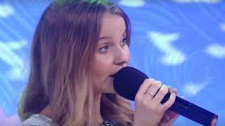 С добрым утром, малыши! - Гостевая - победитель вокального конкурса «Голос. Дети» Алиса Кожикина