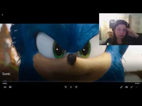 SONIC The Hedgehog Trailer 2 (2020) [REACTION]