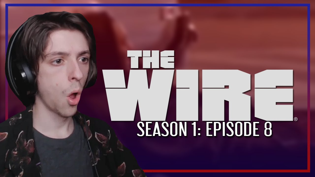 """Download COME AT THE KING, YOU BEST NOT MISS   The Wire Season 1: Episode 8 """"Lessons""""   REACTION"""
