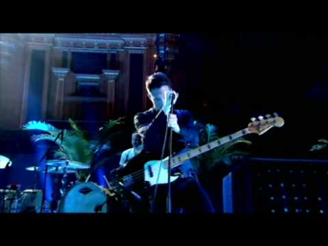 The Killers Live Albert Hall - For Reasons Unknown HD