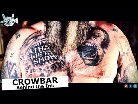 CROWBAR - Behind The INK with Kirk Windstein (Tattoo Talk) | www.pitcam.tv