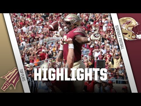FSU vs  Northern Illinois Highlights