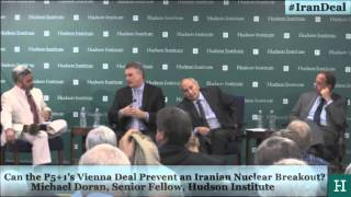 Can the P5+1's Vienna Deal Prevent an Iranian Nuclear Breakout?
