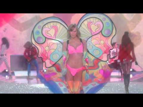 2013 Victorias Secret Fashion Show Lights, Camera, Angels R.I.O. - Miss Sunshine