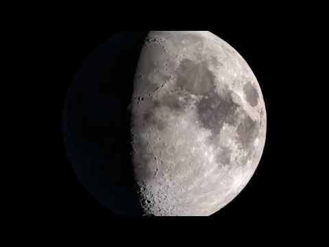 A Lua da Terra é atingida por um número surpreendente de meteoros